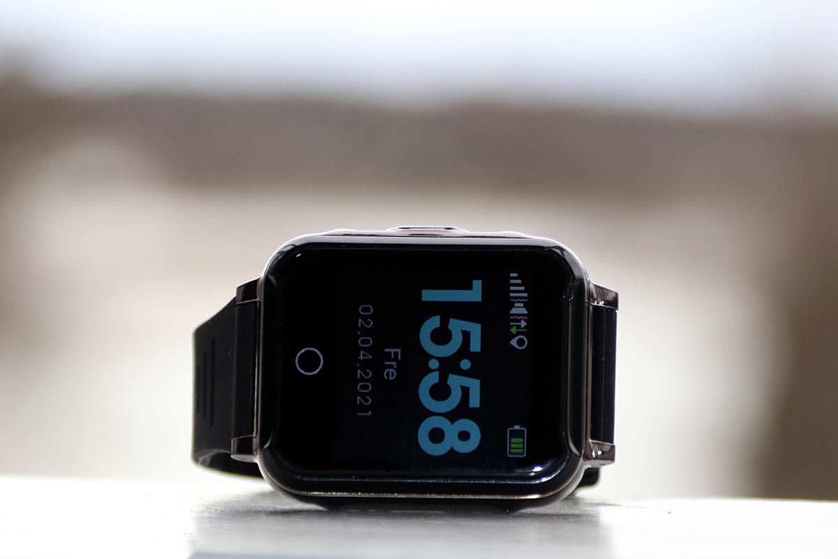 Sensorem trygghetslarm via GSM